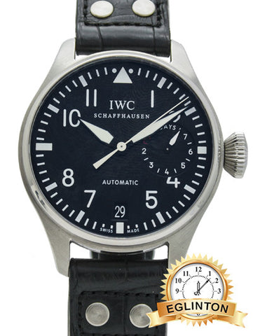 IWC BIG PILOT'S WATCH W/ BOX & PAPERS IW500401