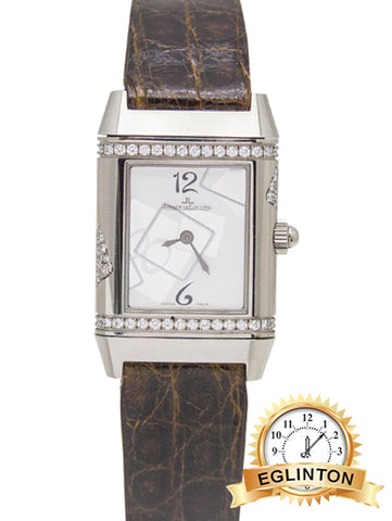 JAEGER LECOULTRE 265.308 1000 HOURS ladies