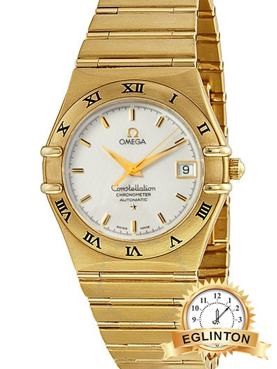 OMEGA Constellation Automatic Yellow Gold Men's Watch