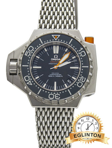 OMEGA Seamaster Ploprof Men's Watch