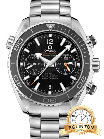 OMEGA PLANET OCEAN 600M CO-AXIAL CHRONOGRAPH 45.5 MM Steel  232.30.46.51.01.003