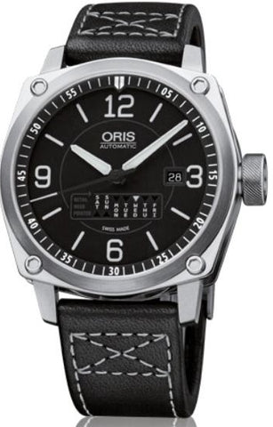 Oris BC4 Retrograde DayZoom  Box and Paper