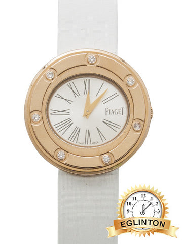 Piaget P10402 18k Rose Gold
