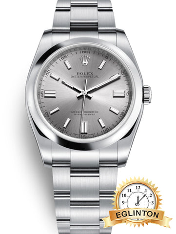 Rolex Oyster Perpetual 36 Watch: Oystersteel - 116000.