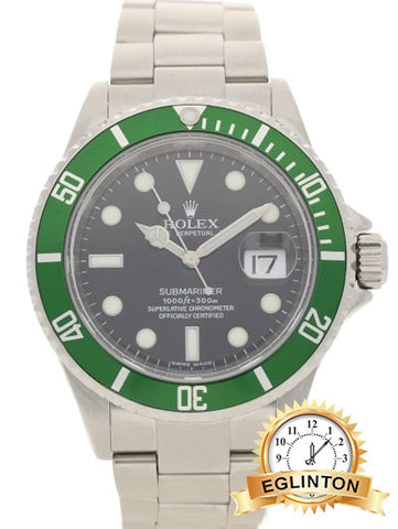 Rolex Submariner 16610LV - Gents Watch - 50th Anniversary - 2006