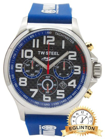 TW STEEL TW 927 GENTS TEAM YAMAHA WATCH