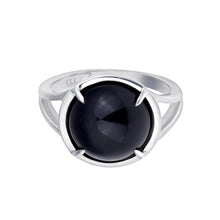 Load image into Gallery viewer, Black Onix Talisman Ring