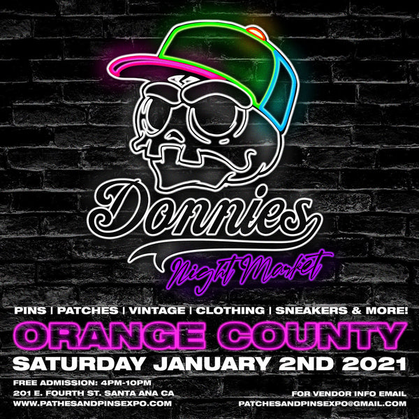 DONNIES NIGHT MARKET - SANTA ANA