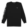 ACK L/S SHIRT - BLACK