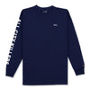 ACK L/S SHIRT - NAVY