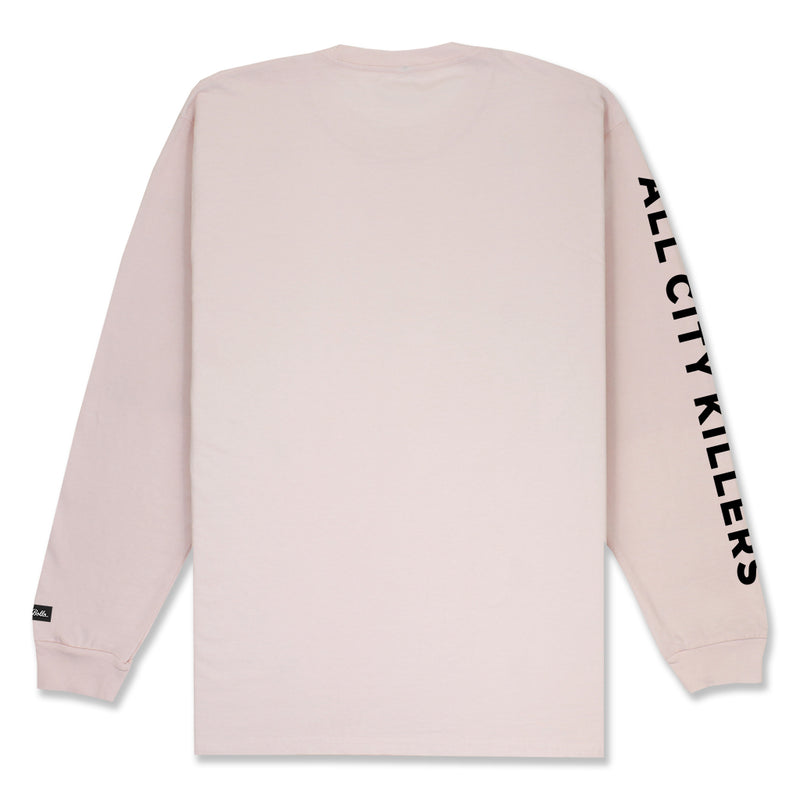 ACK L/S SHIRT - PINK