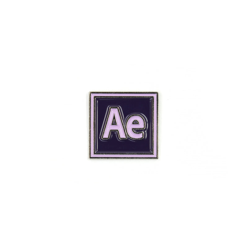 AE PIN - PURPLE