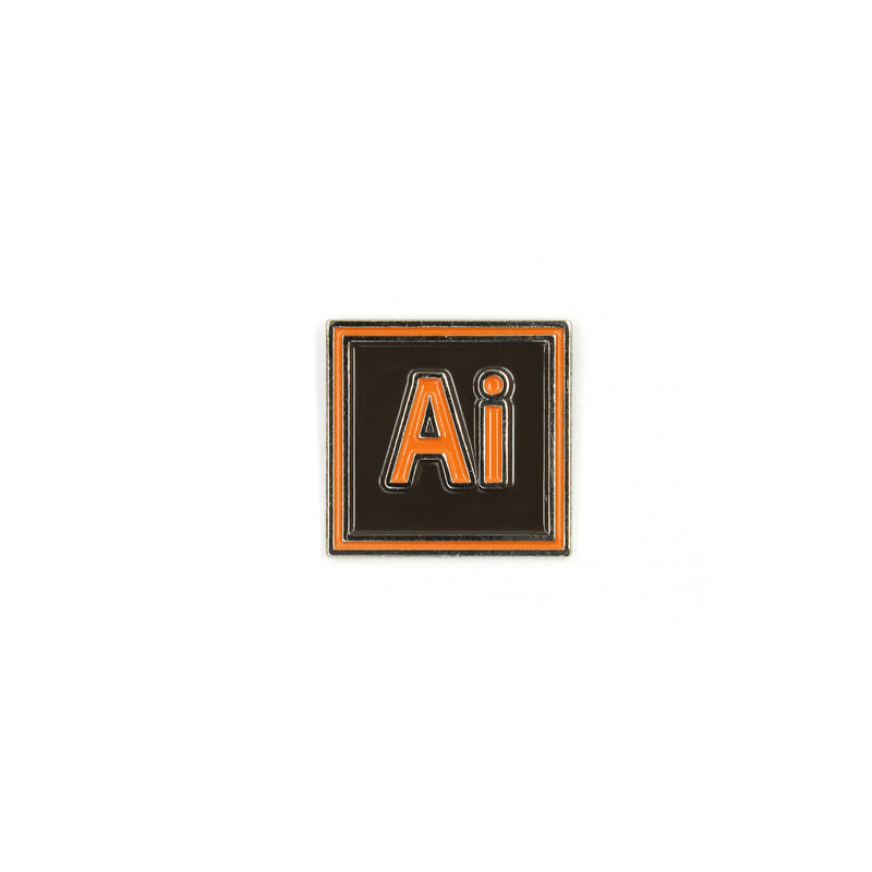 AI PIN - ORANGE