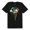 ALL SEEING EYE T-SHIRT - BLACK