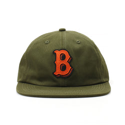 B13 POLO HAT - OLIVE