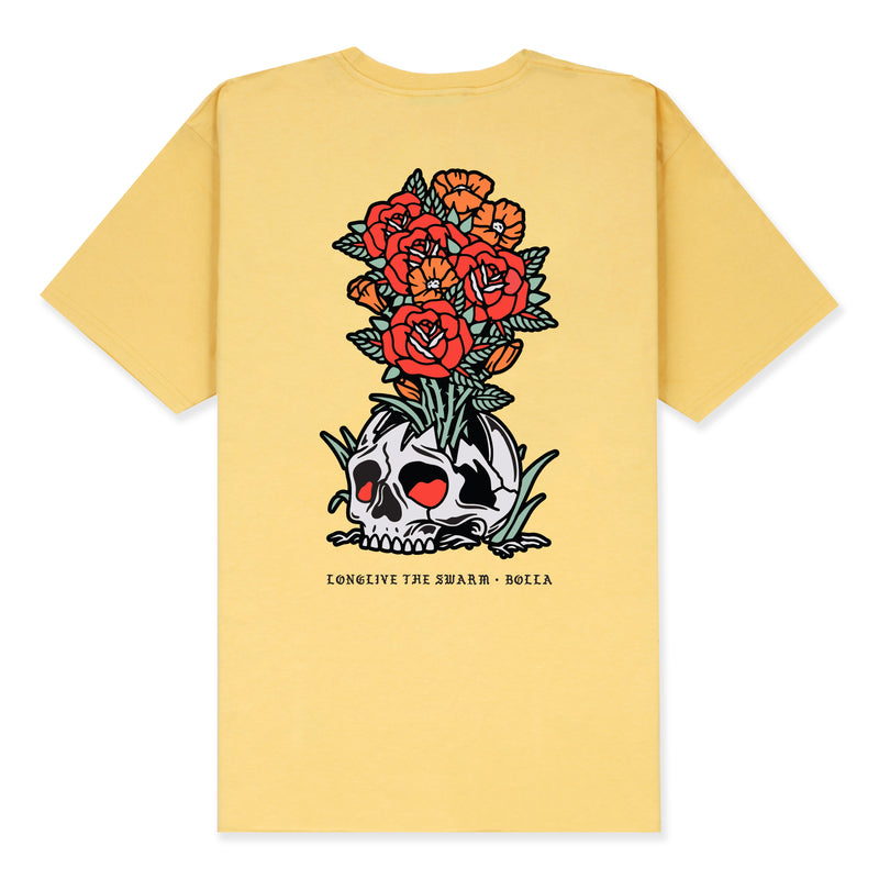 BLOOM T-SHIRT - SUNSET (BUILT TO BLOOM)