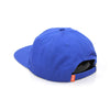B POLO HAT - ROYAL/ORANGE