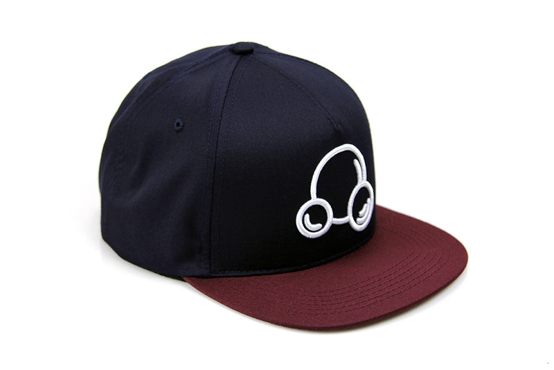 BUBBLE LOGO SNAPBACK HAT
