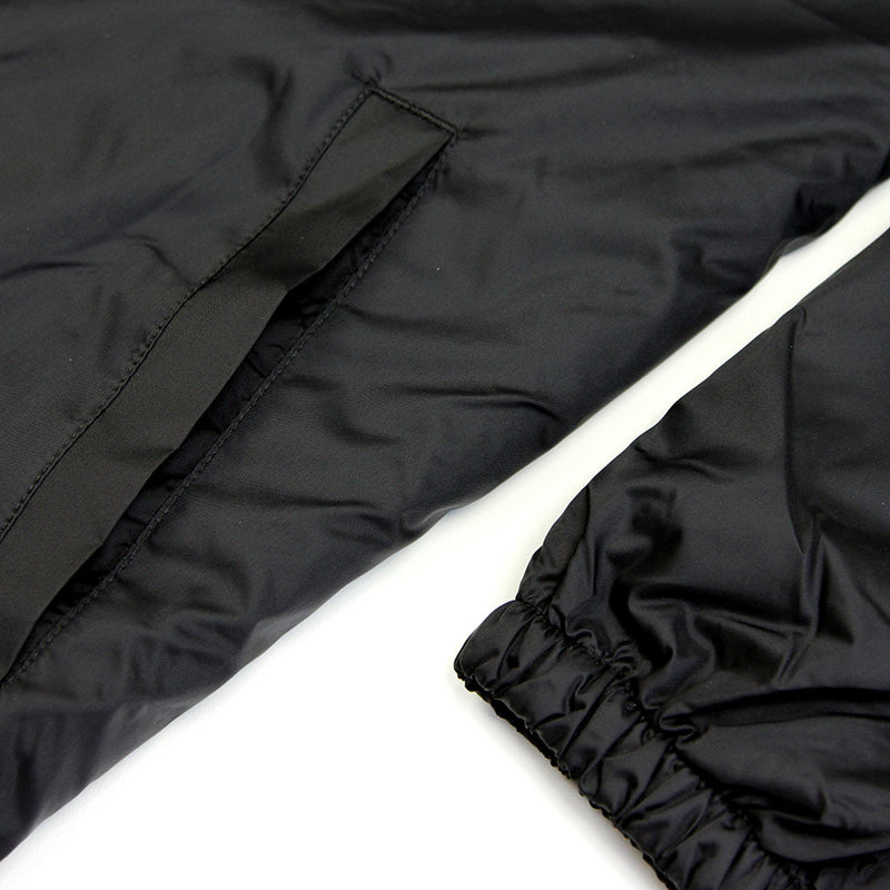 CITY COACHES JACKET - BLACK