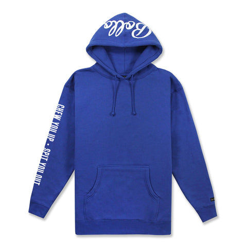CITY PULLOVER HOODIE - ROYAL