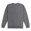 DAILY CREWNECK - HEATHER GREY