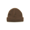 DAILY FOLD BEANIE - COFFEE