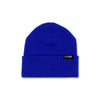 DAILY FOLD BEANIE - ROYAL