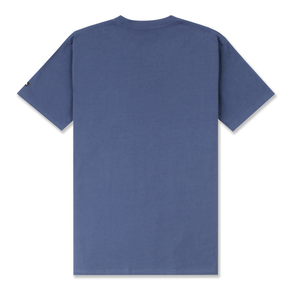 DAILY POCKET T-SHIRT - BLUE