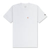 DAILY POCKET T-SHIRT - WHITE