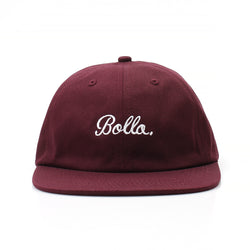 DAILY POLO HAT - BURGUNDY