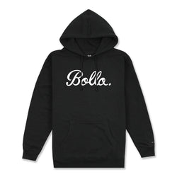 DAILY PULLOVER HOODIE - BLACK