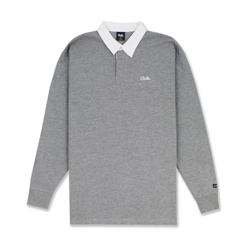 DAILY RUGBY - HEATHER GREY