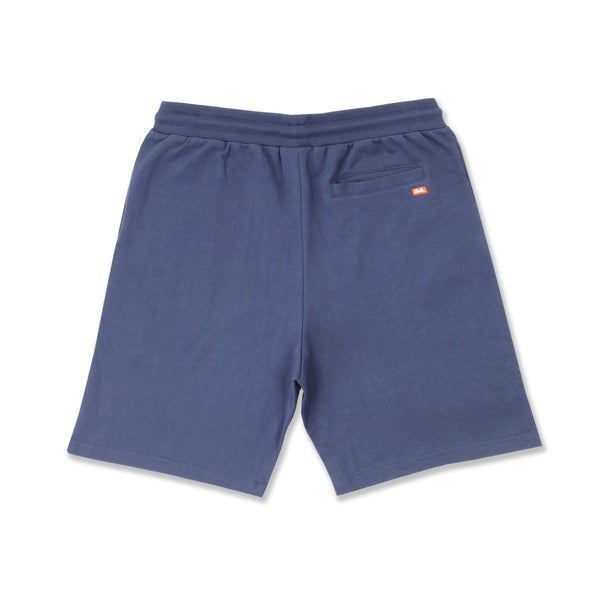 DAILY SWEATSHORT - BLUE