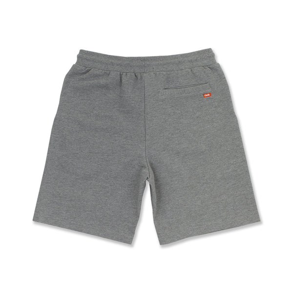 DAILY SWEATSHORT - HEATHER GREY