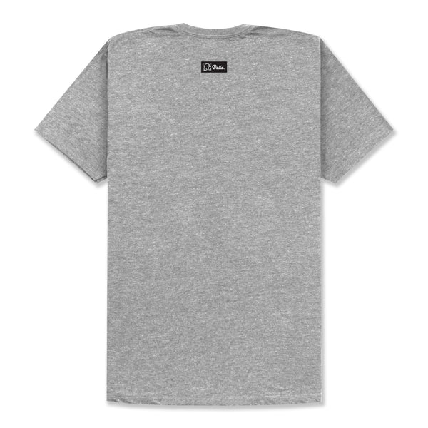 DEATH T-SHIRT - HEATHER GREY