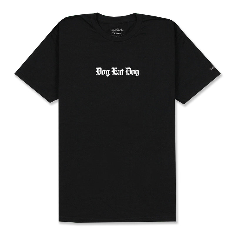 DOG T-SHIRT - BLACK (ONLINE EXCLUSIVE)