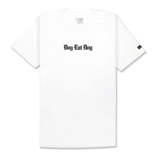 DOG T-SHIRT - WHITE (ONLINE EXCLUSIVE)