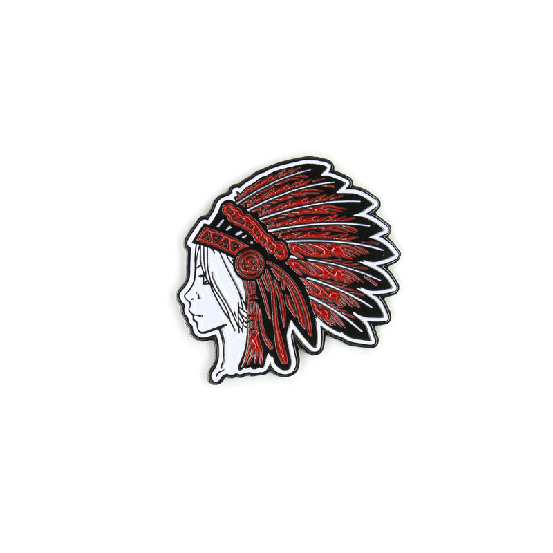 DREAMER PIN - RED