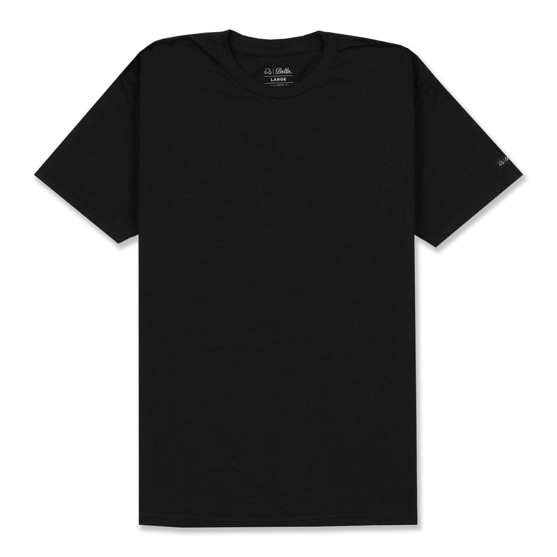 EVERYDAY 3-PACK T-SHIRT - BLACK/HEATHER GREY/WHITE