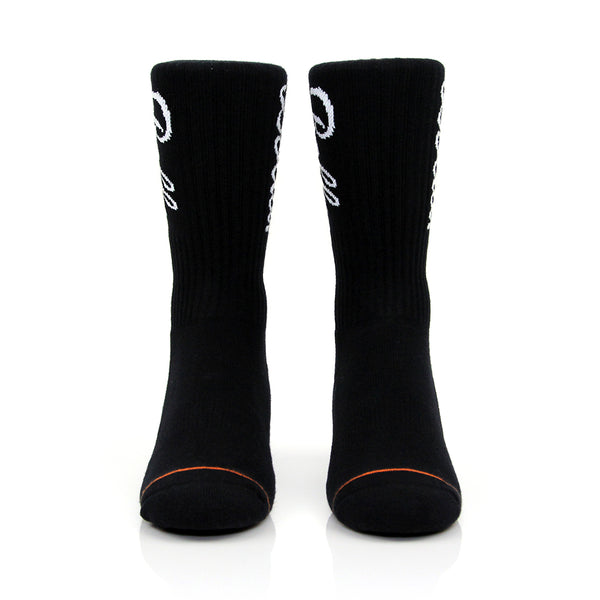 EVERYDAY CREW SOCK - BLACK