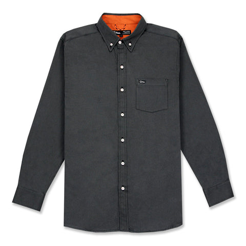 EVERYDAY L/S SHIRT - GRAPHITE
