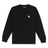 HANA CREWNECK - BLACK