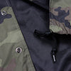 INSIGNIA COACHES JACKET - WOODLAND