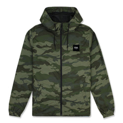 INSIGNIA II WINDBREAKER JACKET - FOREST CAMO