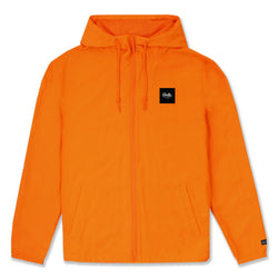INSIGNIA II WINDBREAKER JACKET - ORANGE