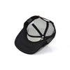 INSIGNIA TRUCKER HAT - BLACK