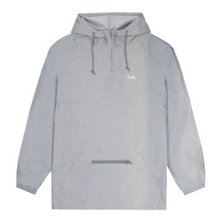 MOTION REFLECTIVE ANORAK JACKET - GREY