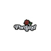 PDX PIN - BLACK