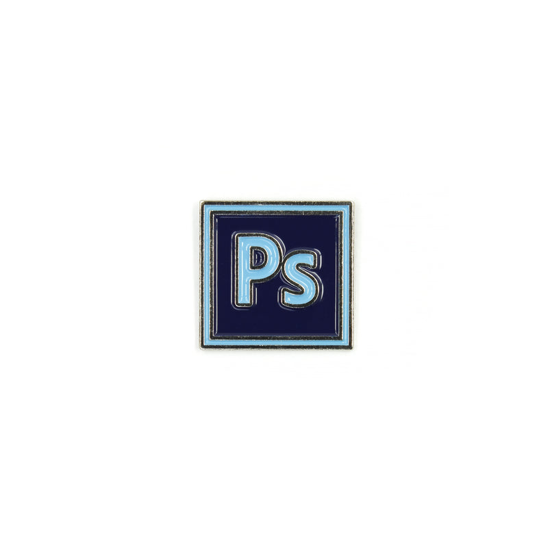 PS PIN - BLUE