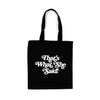 SHE TOTE BAG - BLACK